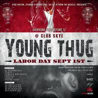 YOUNG THUG Live In Concert(LABOR DAY Monday) Tampa, FL
