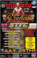 STFC 20 Gladiator MMA Fights Hosted by Tito Ortiz