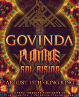 The Do LaB presents Govinda, Plantrae and Sol Rising