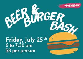 Beer and Burger Bash at Mission Peak Tap Alley