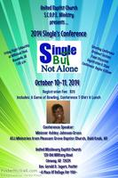 """2014 UBC Single's Conference """"Single But Not Alone"""""""