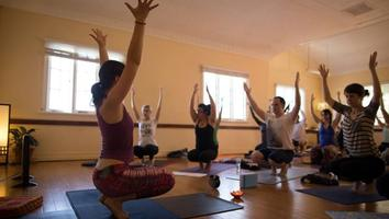 Six sessions of Tuesday night Yoga with Jasmine