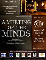 CNF Presents: A Meeting of The Minds (Deliberation V)