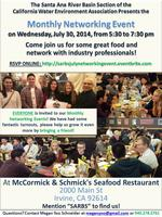 SARBS Monthly Networking Event - July 2014