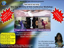 2012 Take Me to the King- Ministry of Arts Dance...