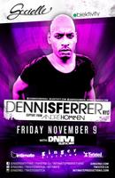 DENNIS FERRER at Socielle @ ginger62