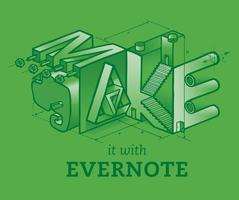 for Makers: How to build awesome stuff using Evernote...