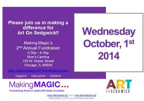 Making Magic's 2nd Annual Fundraiser