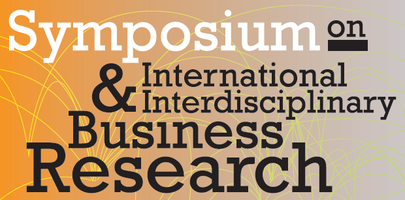 Symposium on International & Interdisciplinary...