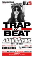 #TrapTheBeat w/ Alie Layus LIVE @TheParlorSF on 7.26.14