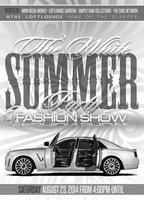 The White Summer Party & Fashion Show