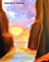 Sip n' Paint Golden Canyon Friday, September 5th,...