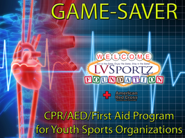 LV Sportz Foundation's CPR/AED/First Aid Certification...