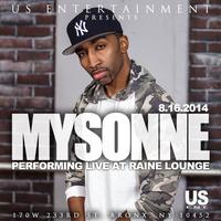 "Mysonne presents the ""Real Hip Hop Show"" edition 5"
