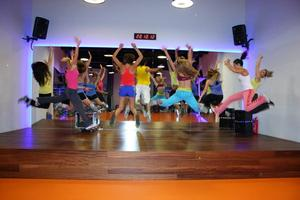 August Zumba gets seriously Funky. Don't miss my last...