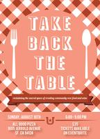 Take Back the Table!  The Best of Summer edition...