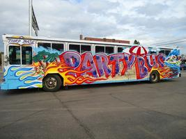 Rhyme Fest - Party Bus - L.A. to Pomona