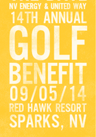 14th Annual NV Energy United Way Golf Benefit