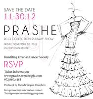Prashe 2013 Collection Runway Show