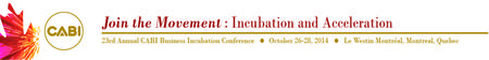 Canadian Association of Business Incubation -...