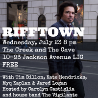RIFFTOWN: an improvised stand-up show
