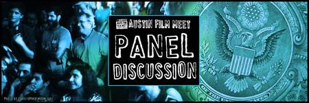 Austin Film Meet Panel Discussion: Monetizing Web Video