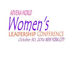 Women's Leadership International Conference- New York...