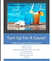 Turn Up For A Cause!