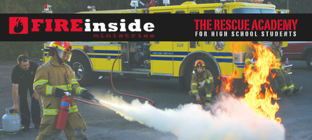 Fire Inside - WALK UP REGISTRATION WILL BE OPEN SAT AT...