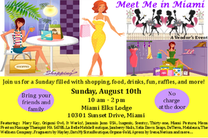 Meet Me In Miami A Vendor's Event