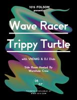 WAVE RACER + TRIPPY TURTLE
