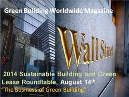 2014 Sustainable Building and Green Lease Roundtable