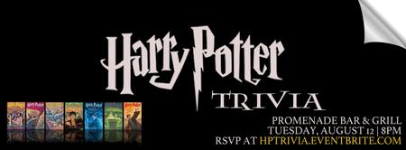 Harry Potter (Literary) Trivia