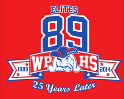WPHS Class of 1989 - 25th Reunion T-Shirts