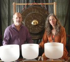 CRYSTAL & TIBETAN BOWLS MUSIC - IN THE CAVE