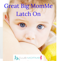 Great Big MomMe Latch On - The Cradle Company