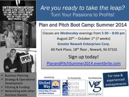 United Way and GNEC Present: Plan & Pitch Bootcamp -...