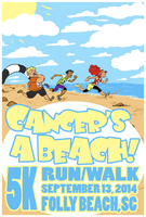 Cancer's A Beach 5K Run/Walk