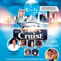 Blissful CURLS Tour - Blogger Brunch Cruise