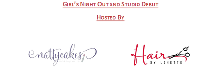 Girl's Night Out & Studio Debut