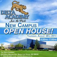 The Delta Academy's New Campus Open House