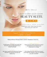 Easy Come Easy Glow Beauty Suite --Le Mieux Cosmetics...