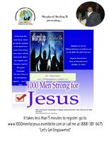 1000 Men Strong for Jesus