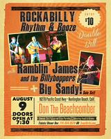 Rockabilly Rhythm & Booze with Ramblin' James & the...