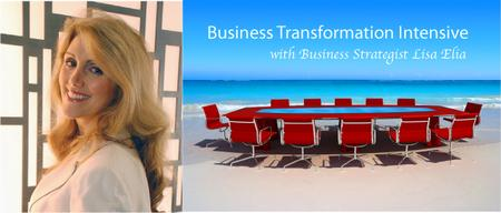 Business Transformation Intensive with Strategist Lisa ...