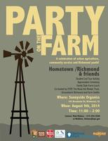 Party on the Farm! Celebrating the 2014 Sustainability...