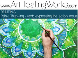 Art Healing Works Meditative Painting Classes