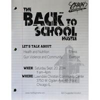 "Chain Fragmentz Presents: ""The Back to School Hustle"""