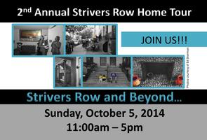 2nd Annual Strivers' Row Home Tour