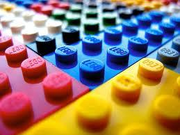 LEGOS in the Library! on October 1st at 3:30 PM